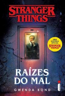 Livro Stranger Things: Raízes Do Mal - Vol. 1 #netflix