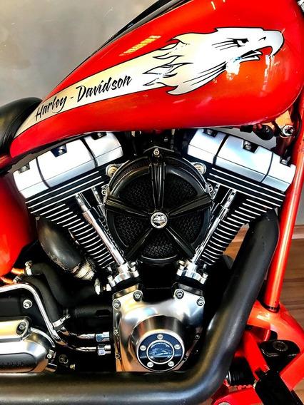 Harley Davidson Fat Boy Unica No Brasil