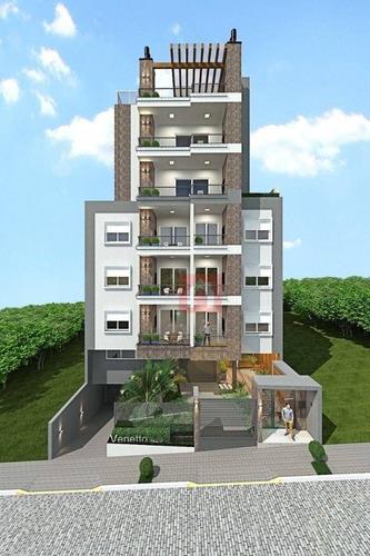 Imagem 1 de 3 de Apartamento Com 1 Dormitório À Venda, 43 M² Por R$ 235.000,00 - Centro - Lajeado/rs - Ap2096