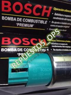 Pila Bomba Gasolina Bosch 2068 Alemana Aveo Optra Spark Getz