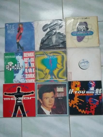 Coleção 200 Discos Importados (eurodance,house,eurohouse)