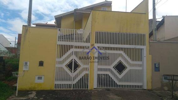 Casa Com 2 Dormitórios À Venda, 130 M² Por R$ 420.000 - Jardim Marambaia - Jundiaí/sp - Ca0639