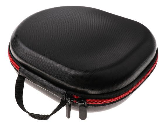 Fone De Ouvido Rígido Caso Bolsa De Viagem Para Audio-techni