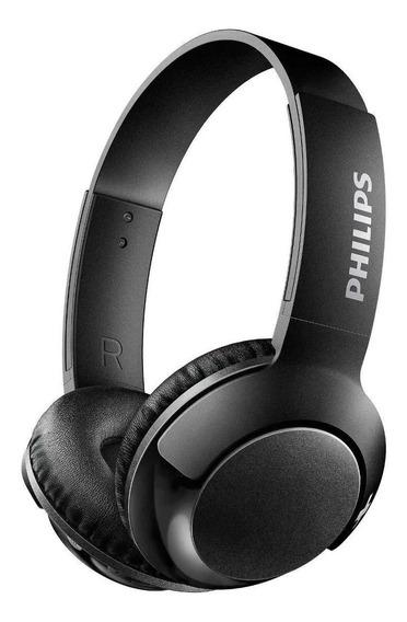 Fone De Ouvido Sem Fio Philips Bluetooth Headset Shb3075