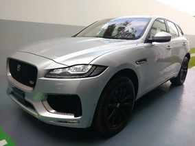 Jaguar F Pace 2017 5p First Edition V6/3.0/t Aut