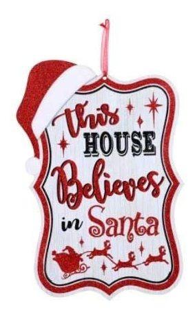 Imagen 1 de 2 de Esta Casa Cree En La Navidad De Santa Navidad Casa De Vacaci