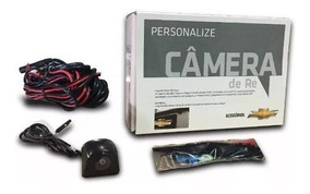 Câmera De Ré Original Gm Mylink Onix Cobalt Spin 52097821