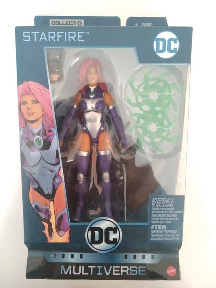 Starfire Baf Ninja Batman Dc Multiverse Mattel