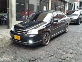 Chevrolet Optra 2008 1.8 Mecanico Versión Limited Con Sonido