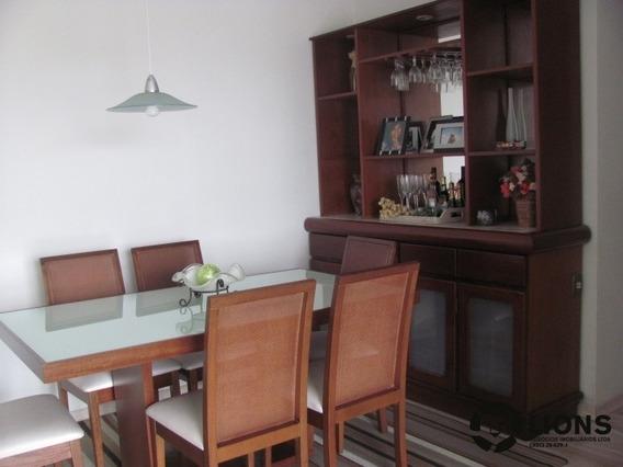 Apto 04 Dorm - 96m² - 01 Vaga - Vila Sonia - 16037