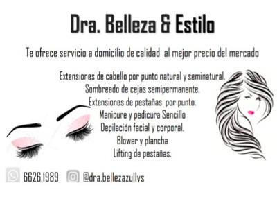 Servicios De Belleza A Domicilio