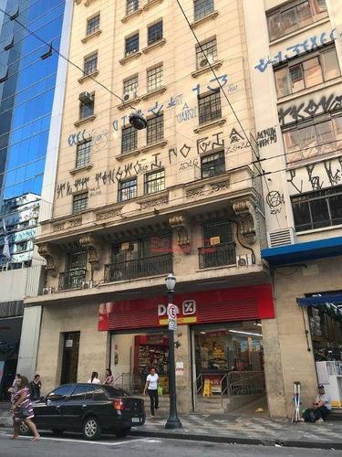 Laje Para Alugar, 400 M² Por R$ 3.000,00/mês - Sé - São Paulo/sp - Lj0014