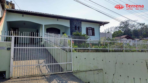 Imagem 1 de 16 de Casa Com 3 Dormitórios À Venda, 171 M² - Escola Agrícola - Blumenau/sc - Ca0161