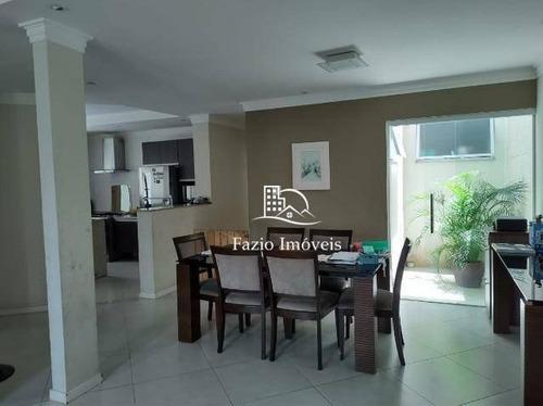 Imagem 1 de 11 de Casa Com 3 Dormitórios À Venda, 180 M² Por R$ 590.000,00 - Dom Bosco - Volta Redonda/rj - Ca0029