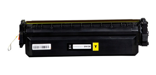 Cartucho Toner Hp Cf 410x Alternativo Static Control Yellow