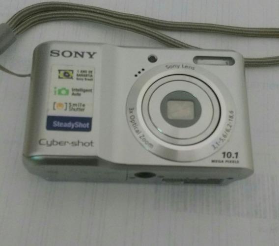 Camera Sony Dsc S1900 10.1mp