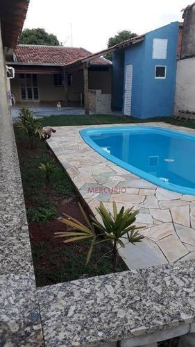 Imagem 1 de 22 de Casa Com 2 Dormitórios À Venda, 120 M² Por R$ 339.000,00 - Jardim Prudência - Bauru/sp - Ca3217