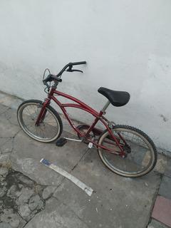 Bicicleta Usada Rodado 20