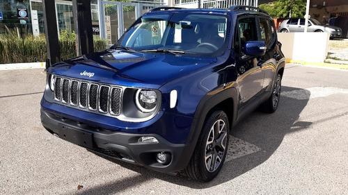 Plan Jeep Renegade Longitude 1.8l