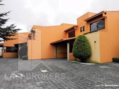Casas En Renta Cuajimalpa Distrito Federal
