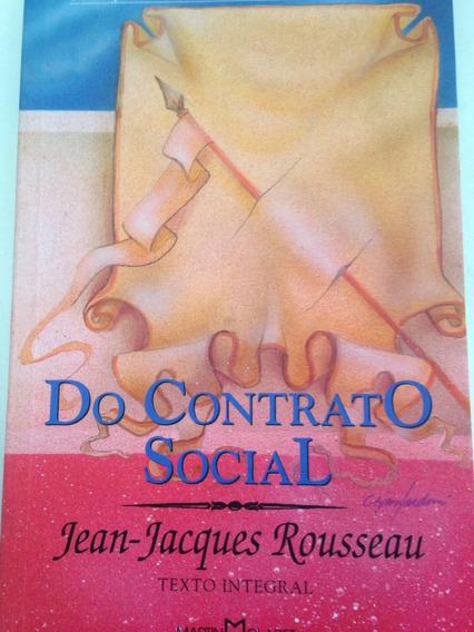 Livro Do Contrato Social - Jean Jacques Rousseau