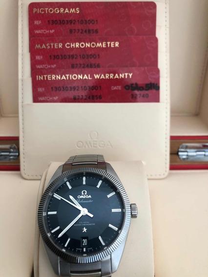 Relógio Omega Globemaster