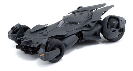 Miniatura Batmobile Batmóvel Batman V Superman 1:24 Dtc 3871
