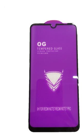 Mica Cristal Templado Real 5d Xiaomi Redmi Y Mi Varios Model