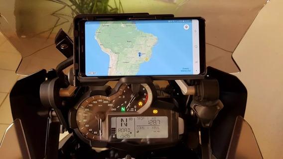 Adaptador Smartphone Suporte Gps Bmw R1200 R1250 F850 Gs Adv