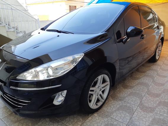 Peugeot 408 Thp 2013 Top Linha 58mil Km Apenas!