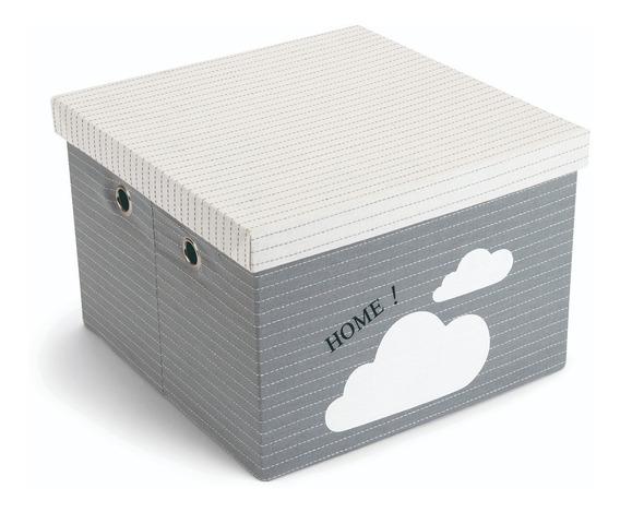 Caixa Organizadora Mek Desmontável Infantil Nuvem