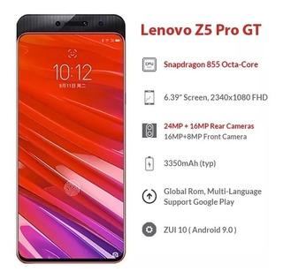 Lenovo Z5 Pro Gt 8gb Ram 128gb Snapdragon 855 (by Motorola)
