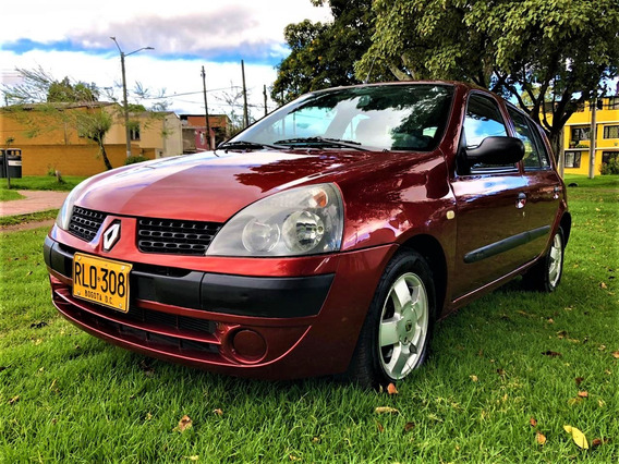 Renault Clio 1.600 Automatico Aa Abs 1ab