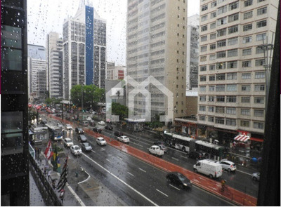 Venda De Conjuntos Integrados Na Av. Paulista Ou Em Separado
