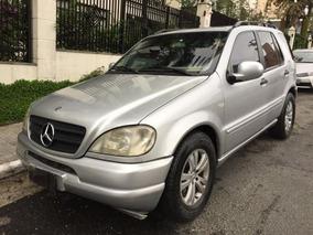 Mercedes-benz Ml-320 4x4 3.2 V6 18v, Ml32020