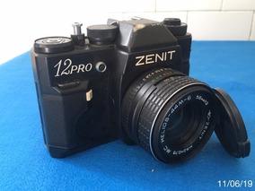 * Câmera Antiga - Marca Zenit - 12 Pro *