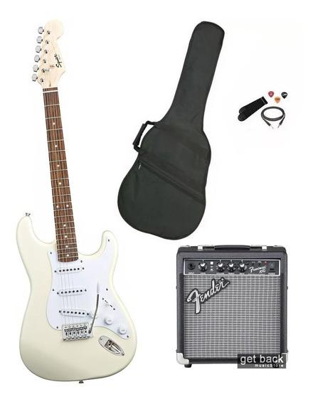 Combo Squier Bullet + Amp Fender Frontman 10 + Acc Cuotas