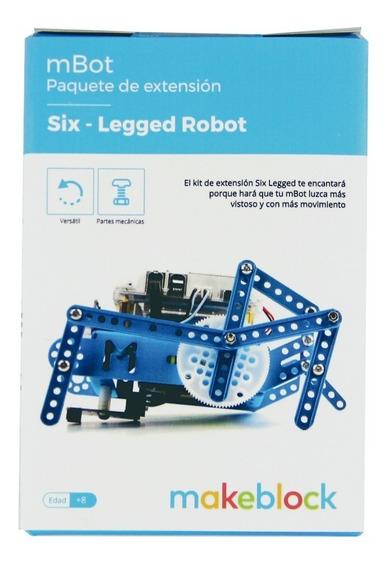 Makeblock - Mbot Add-on Pack-six-legged - Kit De Extension
