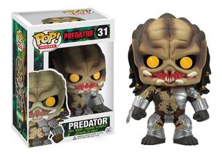 Funko Pop 31 Depredador Movies Terror Oferta Cuotas