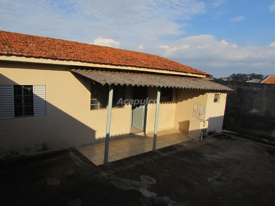 Casa Para Aluguel, 1 Quarto, Vila Mathiesen - Americana/sp - 11011
