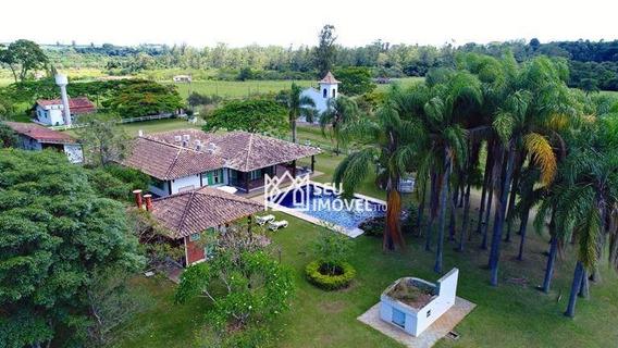 Sítio Rural À Venda, Tatuí/sp. - Si0078