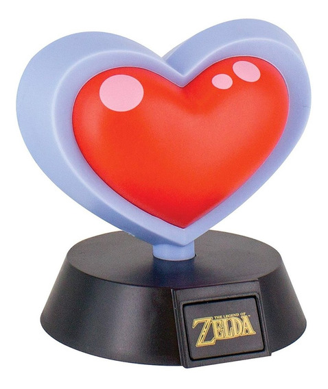 Luminaria Heart Container Paladone The Legend Of Zelda