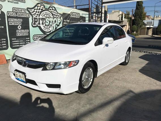 Honda Civic Ex Hybrid Cvt 2010