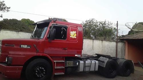 Imagem 1 de 4 de Scania 112wh 10 Machas