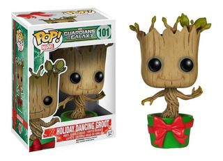 Funko Pop Groot #101 Guardianes De La Galaxia