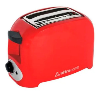 Tostadora Electrica Ultracomb 750w To-4005