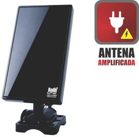 Antena Digital Interna/externa Bedinsat Hdtv 9000amplificada
