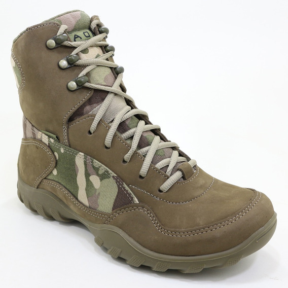 Coturno Adventure 5022 - Bege/multicam