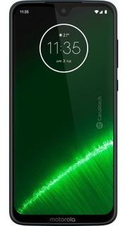 Motorola Moto G7 Plus Azul Indigo Tela 6.2 64gb 4g Ram