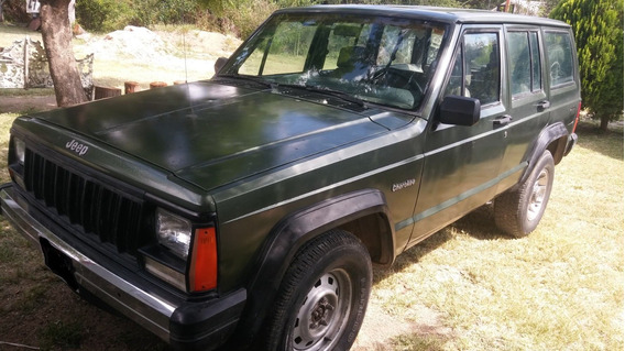 Jeep Cherokee 1994 Xj